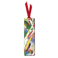 Abstract Art Art Artwork Colorful Small Book Marks