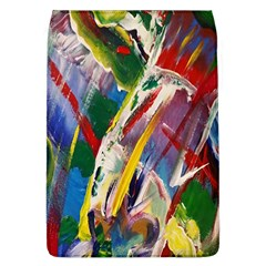 Abstract Art Art Artwork Colorful Flap Covers (L)