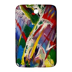 Abstract Art Art Artwork Colorful Samsung Galaxy Note 8 0 N5100 Hardshell Case