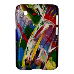 Abstract Art Art Artwork Colorful Samsung Galaxy Tab 2 (7 ) P3100 Hardshell Case