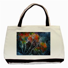 Abstract Digital Art Basic Tote Bag