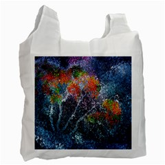 Abstract Digital Art Recycle Bag (Two Side)