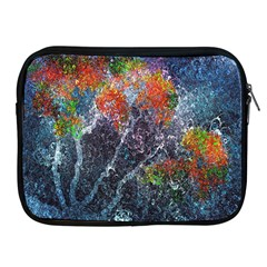 Abstract Digital Art Apple Ipad 2/3/4 Zipper Cases