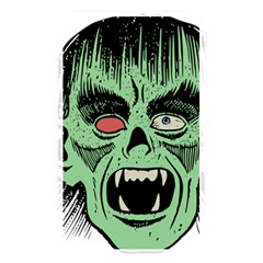 Zombie Face Vector Clipart Memory Card Reader