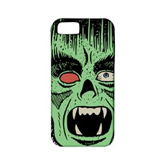 Zombie Face Vector Clipart Apple Iphone 5 Classic Hardshell Case (pc+silicone)