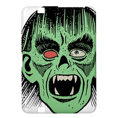 Zombie Face Vector Clipart Kindle Fire HD 8.9