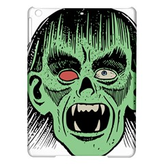 Zombie Face Vector Clipart Ipad Air Hardshell Cases