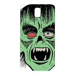 Zombie Face Vector Clipart Samsung Galaxy Note 3 N9005 Hardshell Back Case