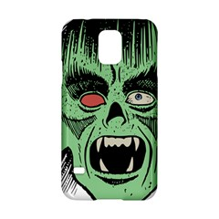 Zombie Face Vector Clipart Samsung Galaxy S5 Hardshell Case