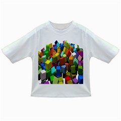 Cubes Assorted Random Toys Infant/toddler T Shirts