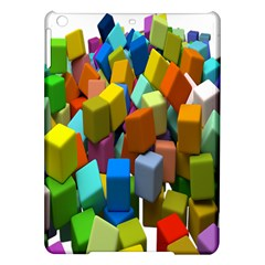Cubes Assorted Random Toys iPad Air Hardshell Cases