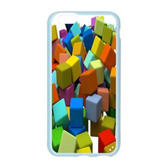 Cubes Assorted Random Toys Apple Seamless iPhone 6/6S Case (Color)
