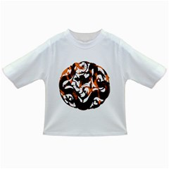 Ornament Dragons Chinese Art Infant/Toddler T-Shirts