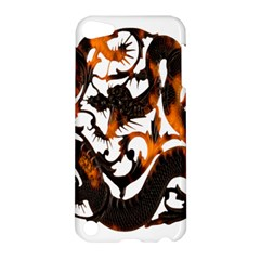 Ornament Dragons Chinese Art Apple Ipod Touch 5 Hardshell Case
