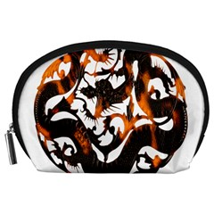 Ornament Dragons Chinese Art Accessory Pouches (large)