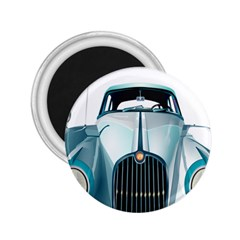Oldtimer Car Vintage Automobile 2.25  Magnets
