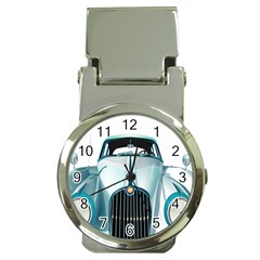 Oldtimer Car Vintage Automobile Money Clip Watches