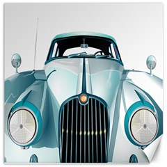Oldtimer Car Vintage Automobile Canvas 20  x 20
