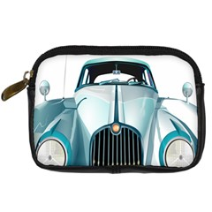 Oldtimer Car Vintage Automobile Digital Camera Cases