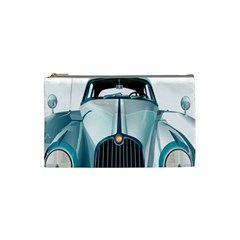 Oldtimer Car Vintage Automobile Cosmetic Bag (Small)