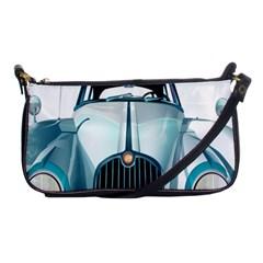 Oldtimer Car Vintage Automobile Shoulder Clutch Bags