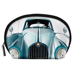 Oldtimer Car Vintage Automobile Accessory Pouches (large)