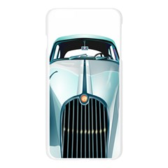 Oldtimer Car Vintage Automobile Apple Seamless iPhone 6 Plus/6S Plus Case (Transparent)