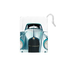 Oldtimer Car Vintage Automobile Drawstring Pouches (XS)