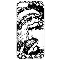 Santa Claus Christmas Holly Apple iPhone 5 Classic Hardshell Case