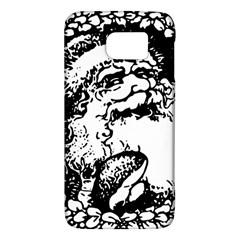 Santa Claus Christmas Holly Galaxy S6