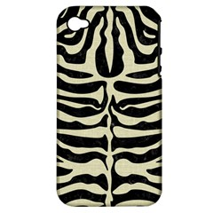SKN2 BK-MRBL BG-LIN Apple iPhone 4/4S Hardshell Case (PC+Silicone)