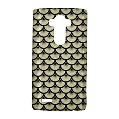 SCA3 BK-MRBL BG-LIN (R) LG G4 Hardshell Case