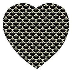 SCA3 BK-MRBL BG-LIN Jigsaw Puzzle (Heart)