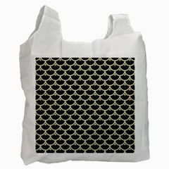 SCA3 BK-MRBL BG-LIN Recycle Bag (Two Side)