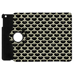 SCA3 BK-MRBL BG-LIN Apple iPad Mini Flip 360 Case