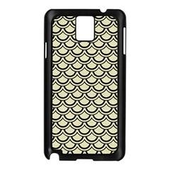 SCA2 BK-MRBL BG-LIN (R) Samsung Galaxy Note 3 N9005 Case (Black)