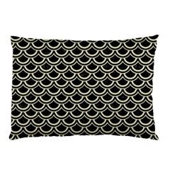 SCA2 BK-MRBL BG-LIN Pillow Case