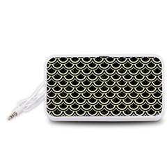 SCA2 BK-MRBL BG-LIN Portable Speaker (White)