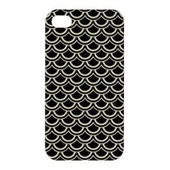 SCA2 BK-MRBL BG-LIN Apple iPhone 4/4S Premium Hardshell Case