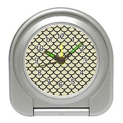 SCA1 BK-MRBL BG-LIN (R) Travel Alarm Clocks