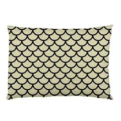 SCA1 BK-MRBL BG-LIN (R) Pillow Case