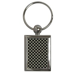 SCA1 BK-MRBL BG-LIN Key Chains (Rectangle)