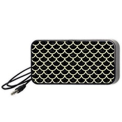SCA1 BK-MRBL BG-LIN Portable Speaker (Black)