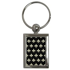 RYL1 BK-MRBL BG-LIN (R) Key Chains (Rectangle)