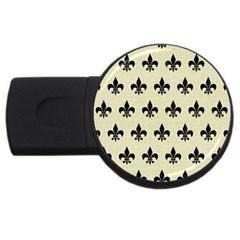 RYL1 BK-MRBL BG-LIN USB Flash Drive Round (1 GB)