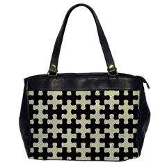 PUZ1 BK-MRBL BG-LIN Office Handbags
