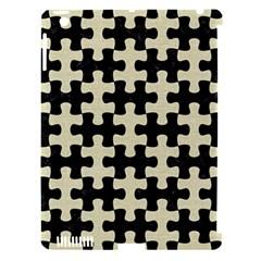 PUZ1 BK-MRBL BG-LIN Apple iPad 3/4 Hardshell Case (Compatible with Smart Cover)