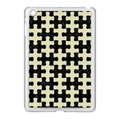 PUZ1 BK-MRBL BG-LIN Apple iPad Mini Case (White)