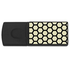 HXG2 BK-MRBL BG-LIN (R) USB Flash Drive Rectangular (1 GB)
