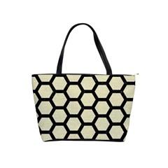 HXG2 BK-MRBL BG-LIN (R) Shoulder Handbags